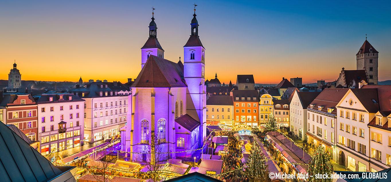 12-tägige Weihnachts-Flussreise: Mit MS Savor quer durch Deutschland