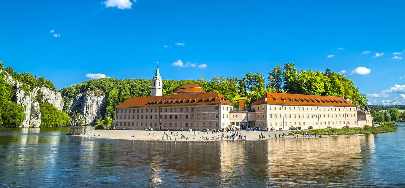 MS Swiss Crown - Frühlings-Flussreise von Düsseldorf nach Passau