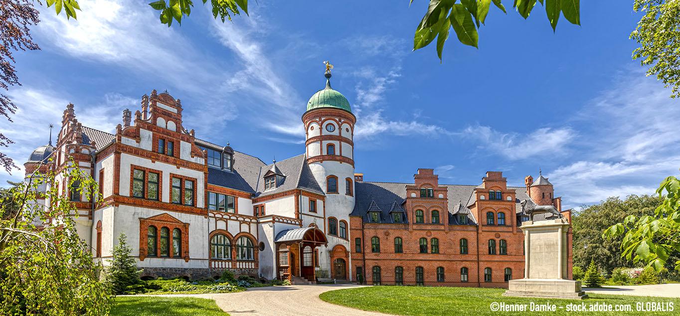 Westmecklenburg: Seen, Schlösser und Geschichte