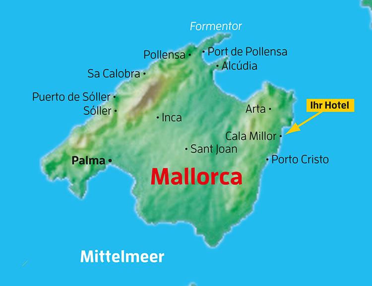 Spreeradio Horer Reise Zauberhafte Fruhlingsmomente Auf Mallorca